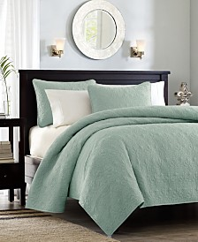 Madison Park Quebec 3-Pc. King/California King Coverlet Set