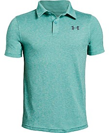 Under Armour Big Boys Polo