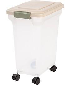 28 Quart Airtight Pet Food Container