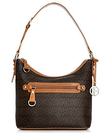 Giani Bernini Block Signature Hobo, Created for Macy's