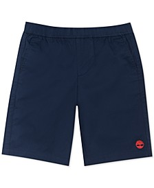 Big Boys Franklin Regular-Fit Stretch Shorts