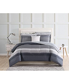Carlyle 10-Pc. Full Comforter Set