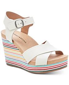 Women's Yarosan Wedge Sandals