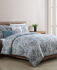 Claire 5 Piece King Comforter Set