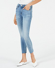 Ellie High-Rise Cropped Skinny Jeans