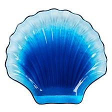 Natural Glass Shell Platter