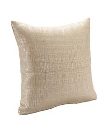 Sparkly Mushroom Designer Throw Pillow