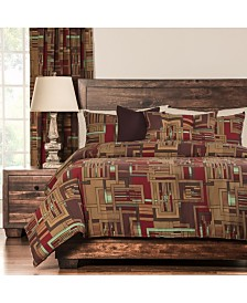 Siscovers Mission Statement 5 Piece Twin Duvet Set