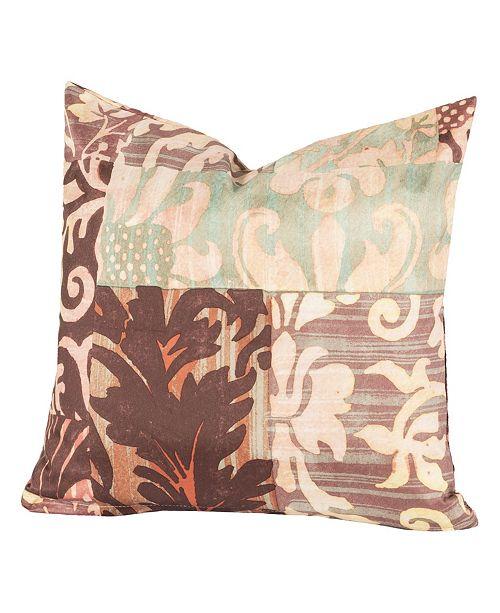 "Siscovers Barcelona 20"" Designer Throw Pillow"