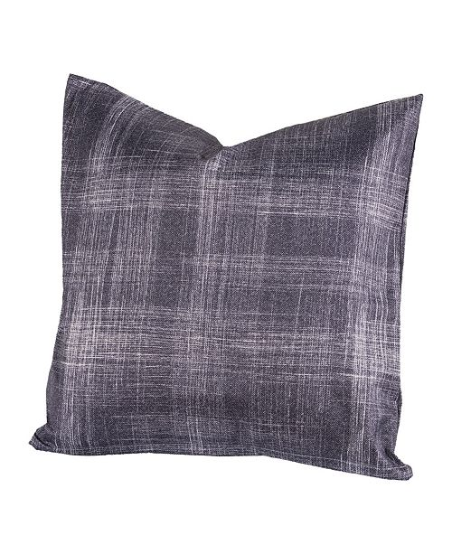 """Siscovers Nocturnal 20"""" Designer Throw Pillow"""
