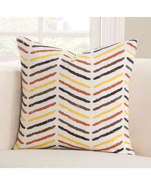 "Siscovers Sarsi 20"" Designer Throw Pillow"