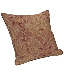 "Siscovers Cambridge 20"" Designer Throw Pillow"