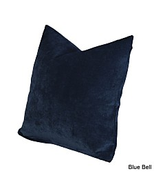 "Siscovers Padma Blue Bell 20"" Designer Throw Pillow"