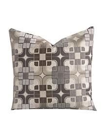 Moonstone Designer Throw Pillow