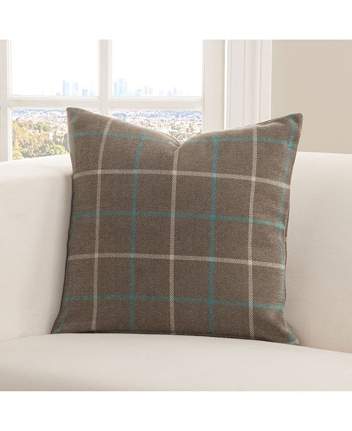 "Siscovers Thornhill 16"" Designer Throw Pillow"