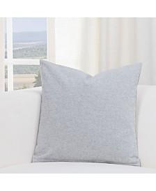 "Siscovers Harvest Pewter 20"" Designer Throw Pillow"