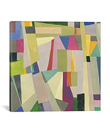 """""""London"""" By Kim Parker Gallery-Wrapped Canvas Print - 37"""" x 37"""" x 0.75"""""""
