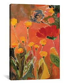 """""""Dandelions"""" By Kim Parker Gallery-Wrapped Canvas Print - 40"""" x 26"""" x 0.75"""""""