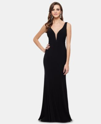 XSCAPE Embellished Cutout Gown & Reviews