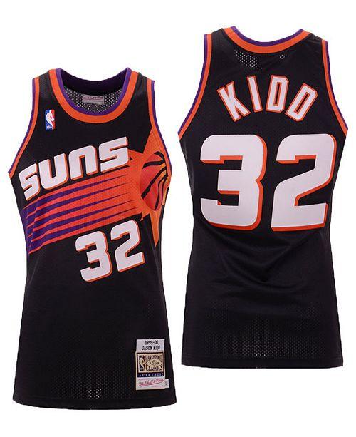 wholesale dealer 10df9 c82b3 Men's Jason Kidd Phoenix Suns Authentic Jersey