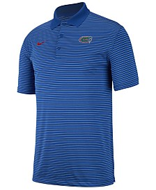 Nike Men's Florida Gators Stadium Stripe Polo
