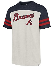 '47 Brand Men's Atlanta Braves Club Endgame T-Shirt
