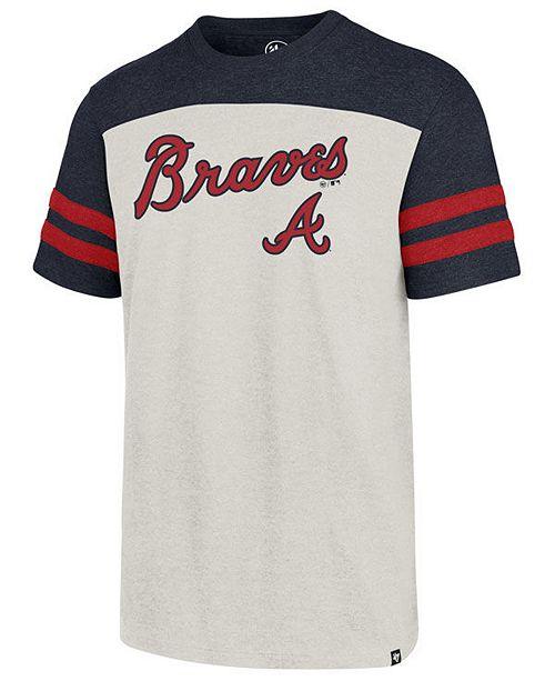 '47 Brand Men's Atlanta Braves Club Endgame T-Shirt