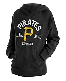Big Boys Pittsburgh Pirates Fleece Pullover Hoodie
