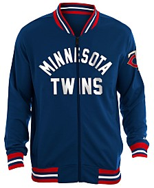 New Era Men's Minnesota Twins Lineup Track Jacket