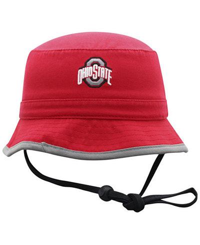 Top of the World Big Boys Ohio State Buckeyes Shade Bucket Hat