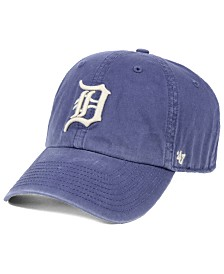 '47 Brand Detroit Tigers Hudson CLEAN UP Cap