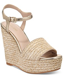 Brorka Wedge Sandals