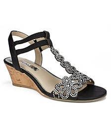 Rialto Cafell Wedge Sandals