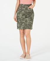 4cabf2e662 Denim Skirts For Women: Shop Denim Skirts For Women - Macy's