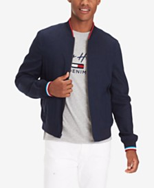 Tommy Hilfiger Men's Niles Bomber Jacket