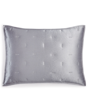 Closeout! Hotel Collection Autumn Leaf Quilted King Sham, Created for Macy's Bedding