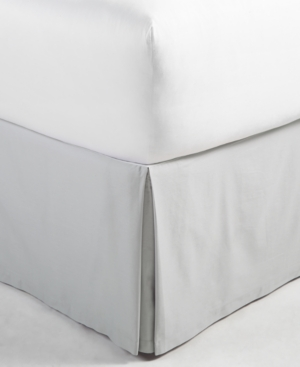 Closeout! Hotel Collection Autumn Leaf Cotton California King Bedskirt, Created for Macy's Bedding