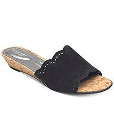 Rockport Women's Total Motion Zandra Slide Sandals