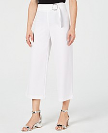 INC O-Ring Culottes, Created for Macy's