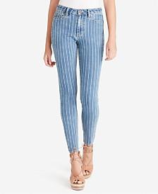 Jessica Simpson Juniors' Curvy High-Rise Skinny Jeans