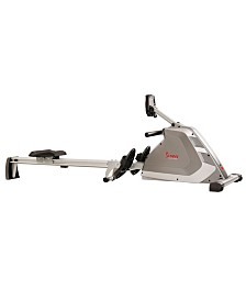 Sunny Health and Fitness Programmable Magnetic Rower