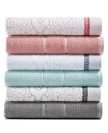 CLOSEOUT! Mainstream International Inc. Sonata and Damask Mix and Match Bath Towel Collection