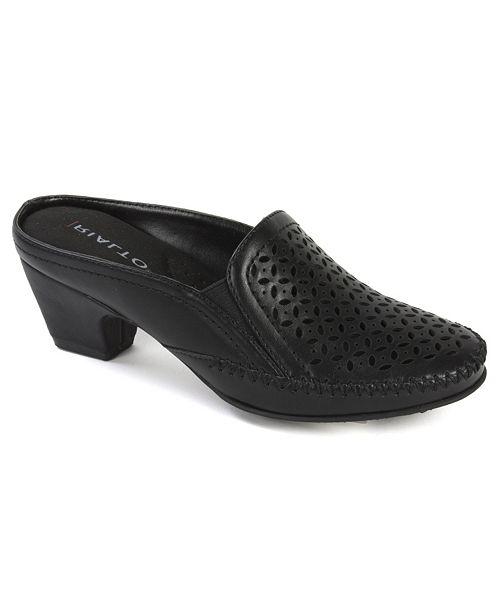 4885602f22ea Rialto Sicily Mules   Reviews - Ladies Shoes - SLP - Macy s