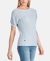 a6451eafd65 Women s Cotton Sweaters  Shop Women s Cotton Sweaters - Macy s