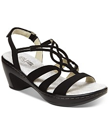 JBU by Jambu Gigi Wedge Sandals