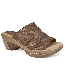 Valora Comfort Clog Sandals