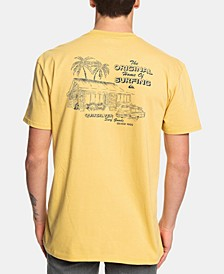 Men's Home of Surfing Logo T-Shirt