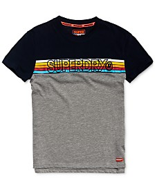 Superdry Men's Colorblocked Logo T-Shirt