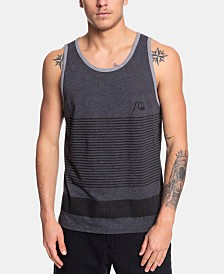 Quiksilver Men's Striped Tank