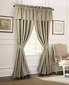 """Norwich 80"""" X 17"""" Lined Valance"""
